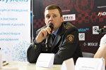 Заместитель начальника УГАИ ГУВД Мингорисполкома Андрей Зырьянов
