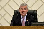 Владимир Андрейченко на открытии осенней сессии нижней палаты белорусского парламента