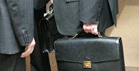 Портфель бизнесмена, архивное фото