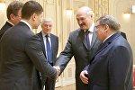 Встреча Александра Лукашенко с губернатором Ивановской области Павлом Коньковым