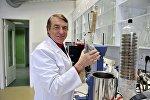 Директор латвийского Института органического синтеза, создатель лекарственного препарата мельдоний, академик Иварс Калвиньш