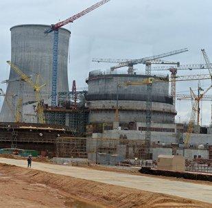 Строительство АЭС в Островце
