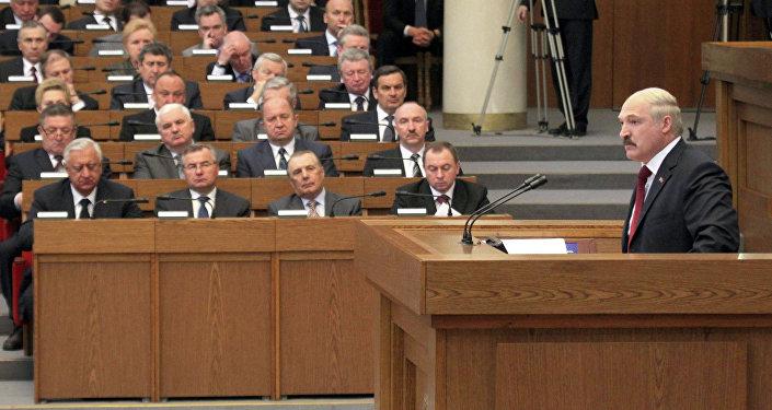 Избирательная кампания в Белоруссии проходит побольшей части незаметно— БДИПЧ ОБСЕ