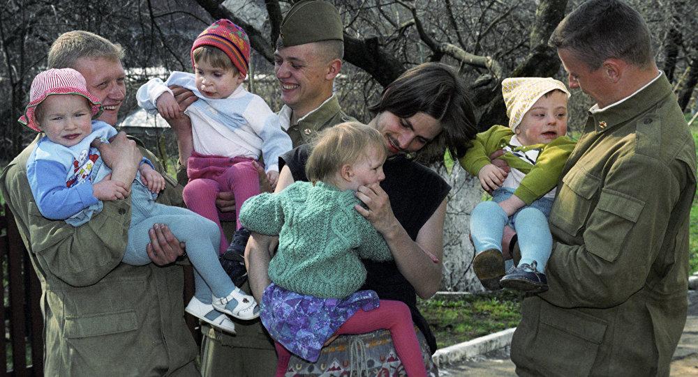Альтернативная служба в Минском доме ребенка