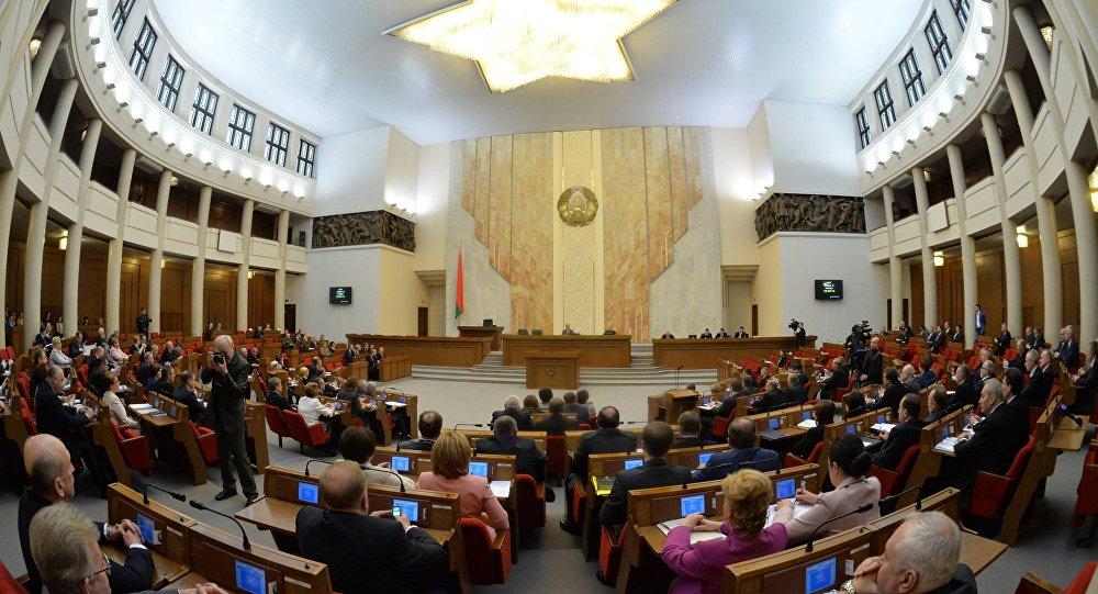 Адкрыццё 7-й сесіі Палаты прадстаўнікоў Нацыянальнага сходу РБ