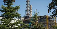Чацвёрты аварыйны энэргаблок на Чарнобыльскай АЭС