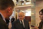 Глава Комитета госконтроля Беларуси Леонид Анфимов