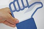 Значок Нравится социальной сети Facebook