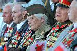 Ветэраны Вялікай Айчыннай вайны ў Мінску
