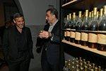 Джордж Клуни в Конячном заводе