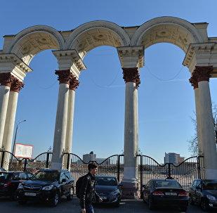 Аркада стадиона Динамо
