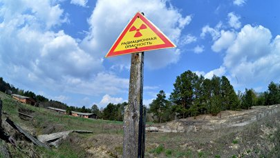 Знакі на тэрыторыі Палескага дзяржаўнага радыяцыйна-экалагічнага запаведніка