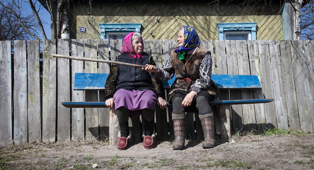 Деревня Новоселки