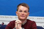 Чемпион мира по велосипедному спорту в гонке с раздельным стартом, чемпион первых Европейских игр Василий Кириенко