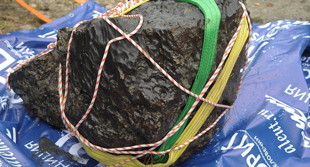 Ученые отыскали  очередной  осколок Челябинского метеорита