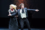 Сфинкс: Я не отпущу вас в Шотландию, хоть вы не моя (Валентина Гарцуева и Максим Коростелев)
