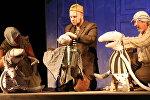 Притча о старости белорусских кукольников