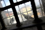Окно в следственном изоляторе