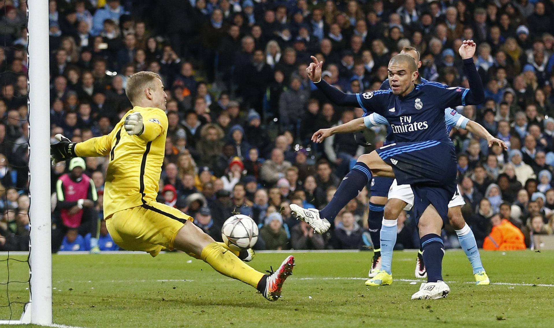 «Манчестер Сити»— «Реал»: для кого-то 1-ый , для кого-то 27-й полуфиналЛЧ
