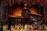 Сцены из оперы Царская невеста Большого театра оперы и балета Беларуси