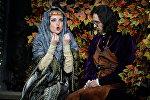 Сцена из оперы Царская невеста