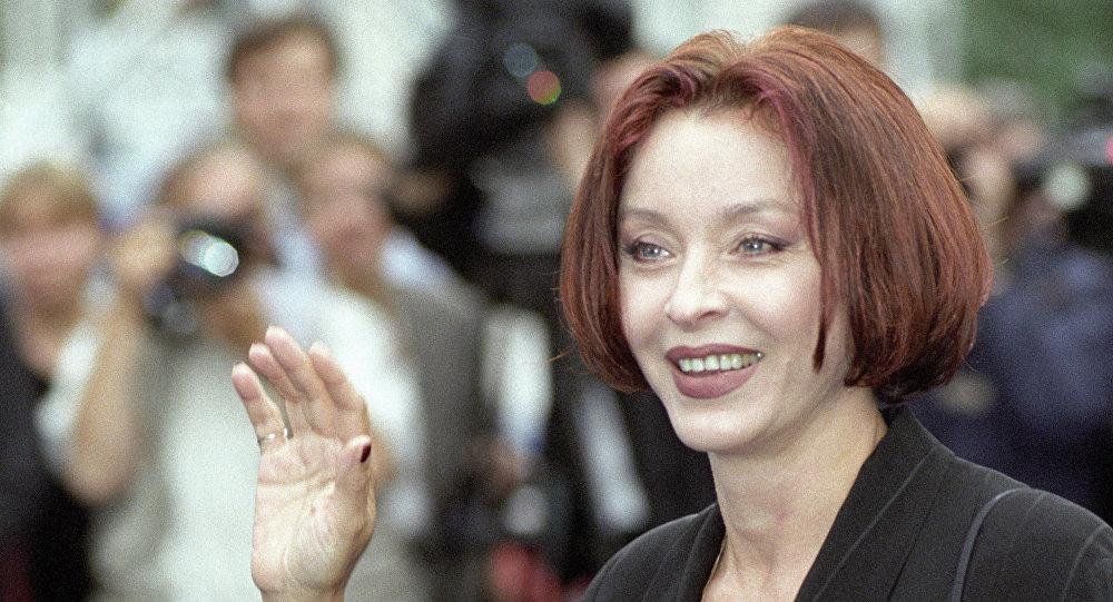Народная артистка РСФСР Анастасия Вертинская