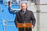 СПУТНИК_Сделано все качественно – Путин о первом пуске ракеты-носителя с Восточного
