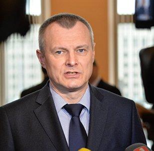 Министр внутренних дел РБ Игорь Шуневич