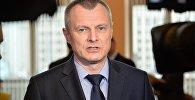 Міністр унутраных спраў РБ Ігар Шуневіч