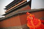 Барабанная башня в Пекине