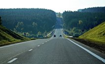 Автодорога в Беларуси