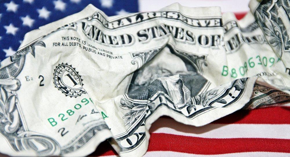 Специалисты  поведали , почему госдолг США превысил 20 трлн долларов— Перегретое состояние