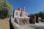 Соборная мечеть в Минске - одна из крупнейших в Восточной Европе