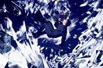 Российский певец Сергей Лазарев на сцене Евровидения