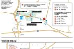 Инфографика: Транспорт и парковки на Радуницу-2016