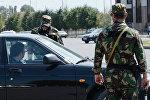 Рейды МВД Чеченской Республики, архивное фото