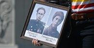Акцыя памяці Беларусь памятае, архіўнае фота