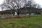 Братское кладбище воинов Приморской армии