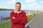 Главный тренер национальной команды Республики Беларусь по гребле на байдарках и каноэ Владимир Шантарович