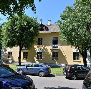 Жилой дом в Осмоловке, архивное фото