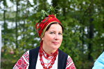 Этнограф Ларыса Мятлеўская