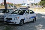 Автомобиль Национальной полиции Турции. Архивное фото