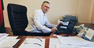 Замминистра спорта и туризма в Беларуси Михаил Портной