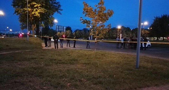 ДТП в Минске, в котором погибли две студентки