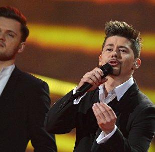 Тео на Евровидении-2014
