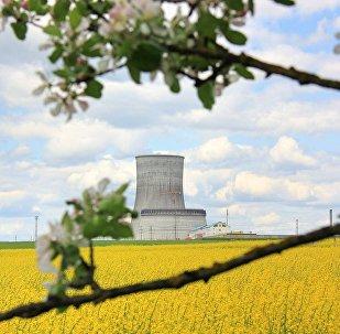 Белорусская АЭС в мае