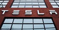Дилерский центр Tesla в Нью-Йорке