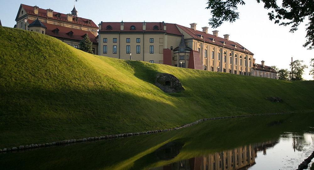 Нясвіжскі палаца-паркавы комплекс