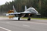Военные учения в Беларуси