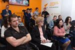 Открытие мультимедийного центра Sputnik Абхазия